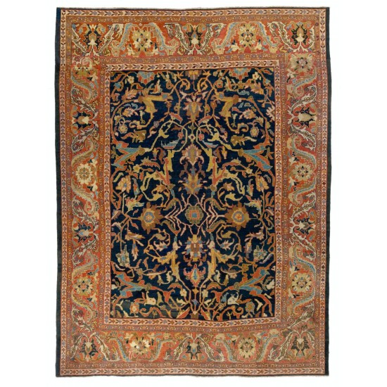 Outstanding Antique Eastern Rug