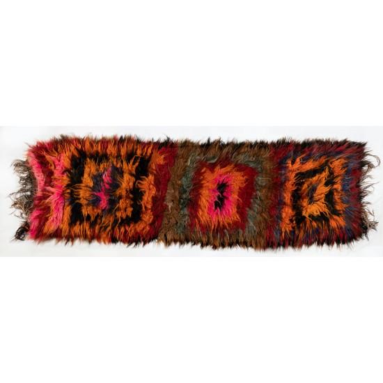 Shag Pile Filikli Tulu - Flokati Rug