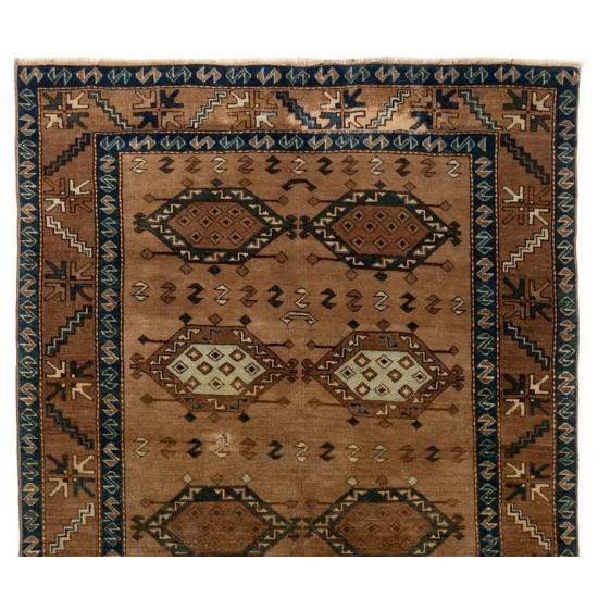 Vintage Central Anatolian Village Rug